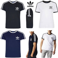 New Men's Adidas Originals California Sport Classic Fit Tee Basic T-Shirt
