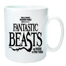 Films & TV   Film Memorabilia Fantastic Beasts Themed Sublimated Picture Mugs