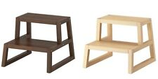 IKEA Step stool MOLGER Birch 41x44x34 cm BRAND NEW FREE & FAST DELIVERY