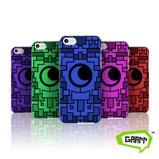 Moon and Block Pattern iPhone 5c Case