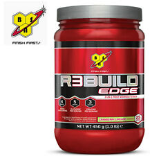 BSN REBUILD EDGE 450g 25 SERVINGS 3 IN 1 POST WORKOUT RECOVERY STACK WITH BCAAs