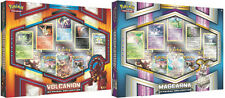 POKEMON XY MYTHICAL VOLCANION / MAGEARNA COLLECTION BOX - 5 BOOSTERS + PROMOS