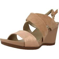 Sandalias Mujer GEOX D NEW RORIE, Color Marrón