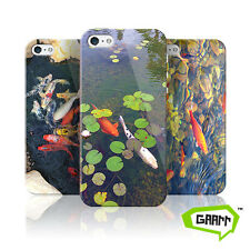 Koi Carp Case For Apple iPhone 5/5s Fish Pond Phone Cover