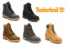 Timberland Mens Classic Boots 6-inch Waterproof Lace Up Premium Leather Shoes