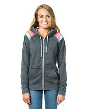 Rip Curl Del Sol  Ladies Hoody in Black