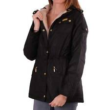 Chaquetas Mujer BARBOUR  LWX0632BK71, Color Negro