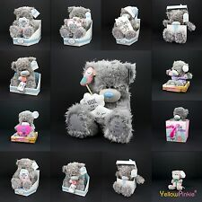 Me to You Tatty Teddy Bear Choice of Sizes and Captions Relations Tatty Teddy