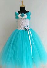 ELSA FROZEN TUTU DRESS FOR BABY GIRL KIDS  - BIRTHDAY, PARTY DRESSES