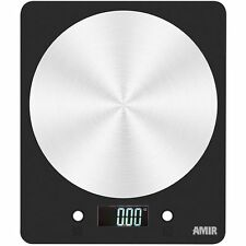 Amir Digital Kitchen Scale, 5000g Electronic Cooking Food Scale With LCD