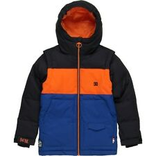 GIACCA SNOWBOARD DC DOWNHILL JUNIOR JKT ANTHRACITE