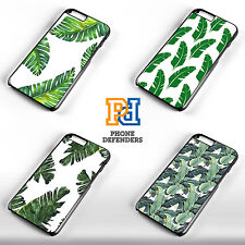 BANANA LEAF TROPICAL Tumblr Inspired Cute Fun Gift Phone Case Cover For iPhone