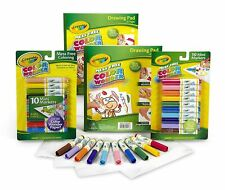Crayola Colour Wonder Mickey Mouse  Mini Markers Pastel Mess Free colouring book