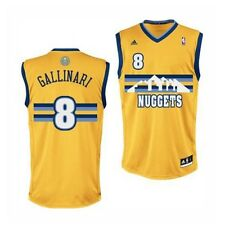 CANOTTA  ADIDAS NBA DENVER NUGGETS - AM9505