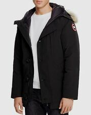MSRP $1000 New Authentic Canada Goose Chateau Parka Black Men's Style # 3426M