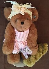 New Annette Funicello Bear Annie Collectable Bear Limited Edition Rare! LE Bears
