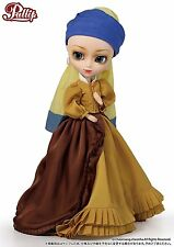 Pullip Girl with The Pearl Earring Fashion Doll by Groove NEW NRFB Damaged Box