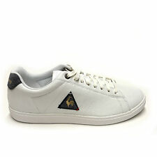 Scarpe Le Coq Sportif Courtcraft S Lea Nylon 1710107 Sneakers Suede Uomo Optical