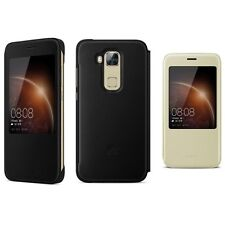 New Genuine HUAWEI GX8 SMART S VIEW FLIP CASE original mobile cover cell phone