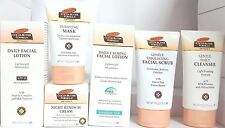 Palmers Cocoa Butter Formula With Vitamin E FACIAL Products **FULL RANGE**