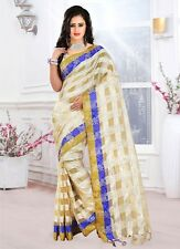 New Designer Indian Ethnic Saree Fabric Art Silk