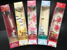 Reed Diffuser 5fragrances 50ml Strawberry, Vanilla, Cotton Fresh, Cinnamon Aroma