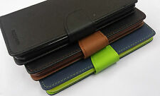 MERCURY WALLET STYLE FLIP DIARY CASE COVER FOR SONY XPERIA M C1904/1905