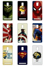 Lenovo A6600 Plus Mobile Cases Phone Covers Panel Printed Pouches Accessories 1
