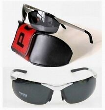 Cool MENS NEW MET POLICE POLARIZED SUNGLASSES UV 400 PROTECTION - 3 Color