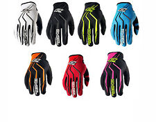 Oneal Element MTB / Motocross Gloves. Off Road Dirt Bike Vented Glove TPR Armour