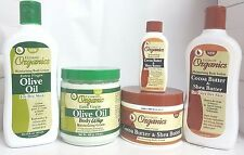 Ultimate Organics Cocoa Butter&Shea Butter/Olive Skin Care Products**UK**