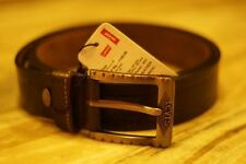 Casual Genuine Leather Belt (Brown) Free Shipping Across India