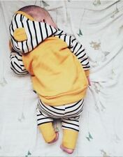 Baby Boys Yellow Top Bottoms 2 piece Outfit. Set. Casual. Smart. Party.Gift