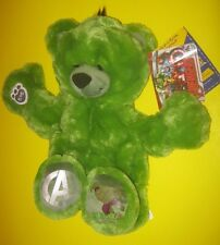 New Build-A-Bear UNSTUFFED Green HULK TEDDY Plush 17 in AVENGERS