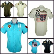 NEU Geographical Norway Gangster Unit Camicia Polo