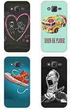 Samsung Galaxy On Nxt Cases Designer Printed Cartoon Back Cover for Girl 3