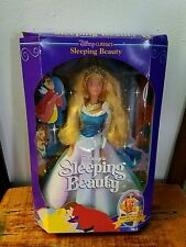 1991 Disney Mattel/Barbie SLEEPING BEAUTY vintage,reversible gown new in box