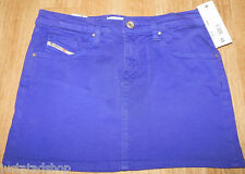 Diesel girl purple skirt 11-12 y BNWT designer
