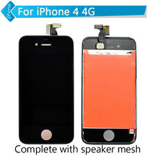 3.5 Inch For Iphone 4 4S Lcd Display Touch Screen Digitizer Assembly With Speake