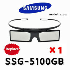 New G15-Bt 3D Active Replace Ssg-5100Gb Bluetooth Glasses For All Samsung - 2011