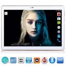 2017 New 10 Inch Octa Core 3G Tablet 4Gb Ram 32Gb Rom 1280*800 Dual Cameras  559