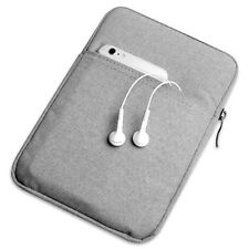 Solid Nylon Tablet Sleeve Pouch Bag For Apple Ipad Air/Air2/Pro 9.7 For Ipad Min