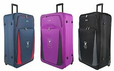 """26"""" Large Expandable Suitcase Luggage Trolley Travel Bag 65L for upto 23kg ."""