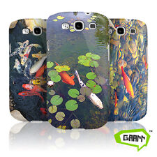 Koi Carp Case For Samsung Galaxy S5 Fish Pond Phone Cover