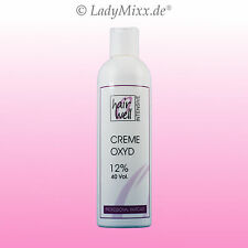 12% Creme Oxyd 250ml  H2O2 Wasserstoffperoxid Oxydant Hairwell INTENSIVE EURODOR