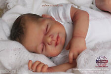 """20"""" UNPAINTED REBORN DOLL KIT, WITH OR WITHOUT DOE SUEDE BODY- """"BENJAMIN"""""""