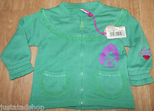Nolita Pocket  baby girl jacket top cardigan 3-6 m  BNWT designer green