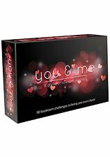 You & Me, Discover The Art Of Intimacy, Game With Cards Adult New
