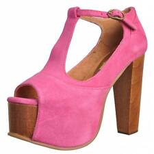 Sandalias Mujer JEFFREY CAMPBELL FOXY, Color Rosa