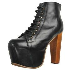Botines Mujer JEFFREY CAMPBELL LITA, Color Negro